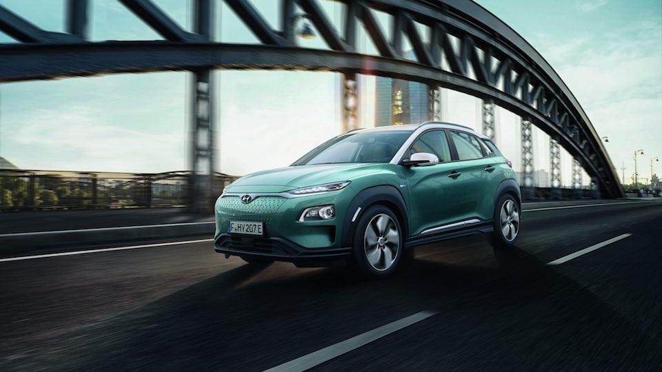 Afbeelding voor De nieuwe Hyundai KONA Electric