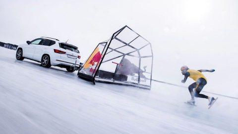 Afbeelding voor Kjeld Nuis snelste man ter wereld op de schaats