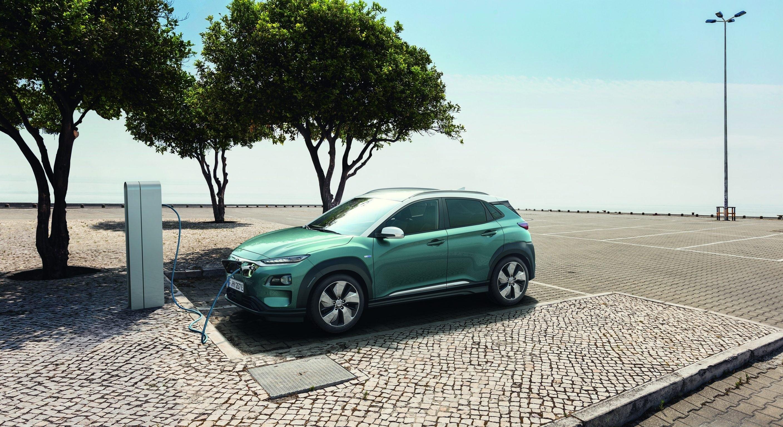 Afbeelding voor Hyundai prijst de KONA Electric