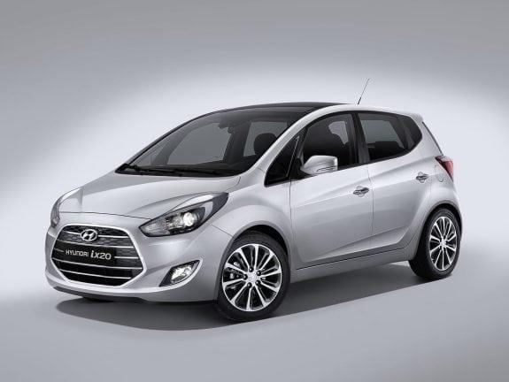 Afbeelding van Hyundai ix20