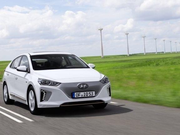 Afbeelding van Hyundai Ioniq Hybrid