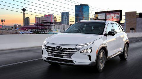 Afbeelding voor Pre order nu de Hyundai NEXO