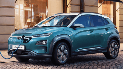Afbeelding voor Nu in de showroom! Dé Hyundai KONA Electric.