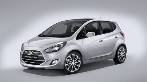 Afbeelding voor Laatste kans - Hyundai IX20!