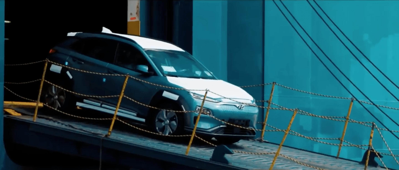 Afbeelding voor Hyundai KONA Electric arriveert in Nederland!