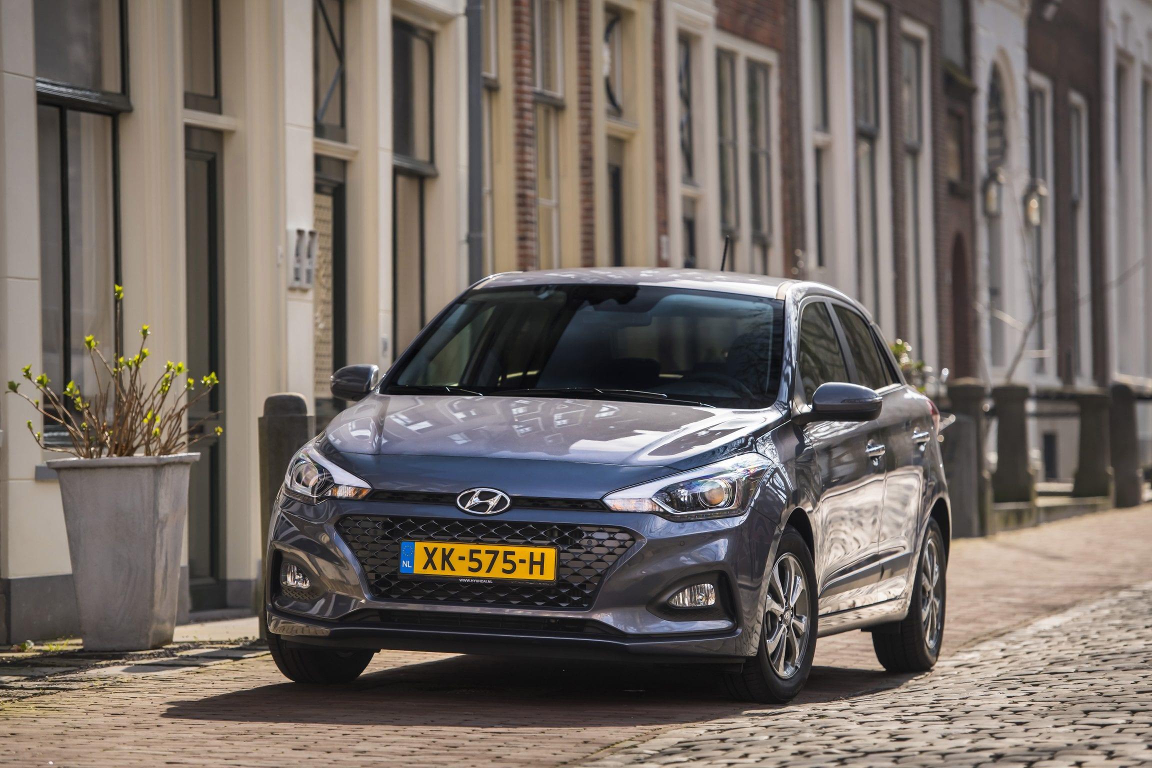 Hyundai i20 Exterieur