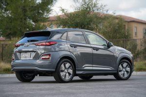 Hyundai KONA Electric Exterieur