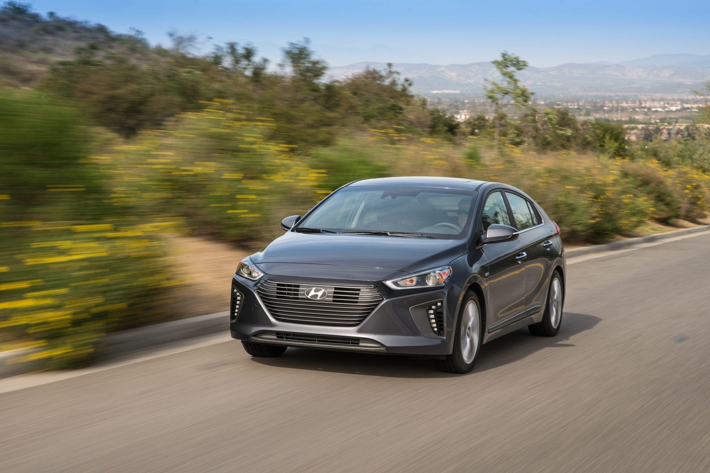 Hyundai IONIQ Plug-in Hybrid 2017 elektrisch EV