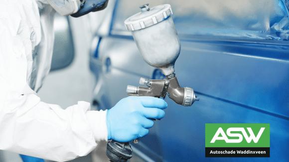 Afbeelding van Allround autospuiter / voorbewerker | ASW Autoschade