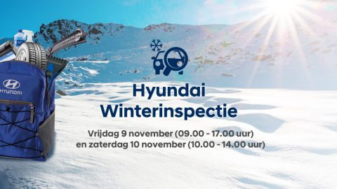 Afbeelding voor Kom je ook naar de Hyundai Winterinspectie?