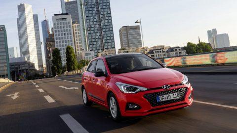 Afbeelding voor Nieuwe Hyundai i20: slim, veilig en scherp gelijnd