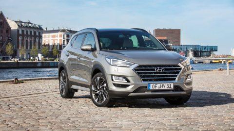 Afbeelding voor De nieuwe Hyundai Tucson - ingrijpend vernieuwd!