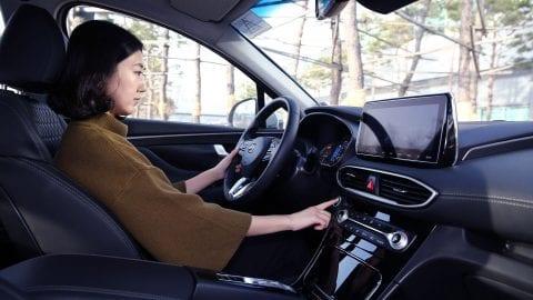 Afbeelding voor Hyundai introduceert vingerafdrukscanner in Santa Fe