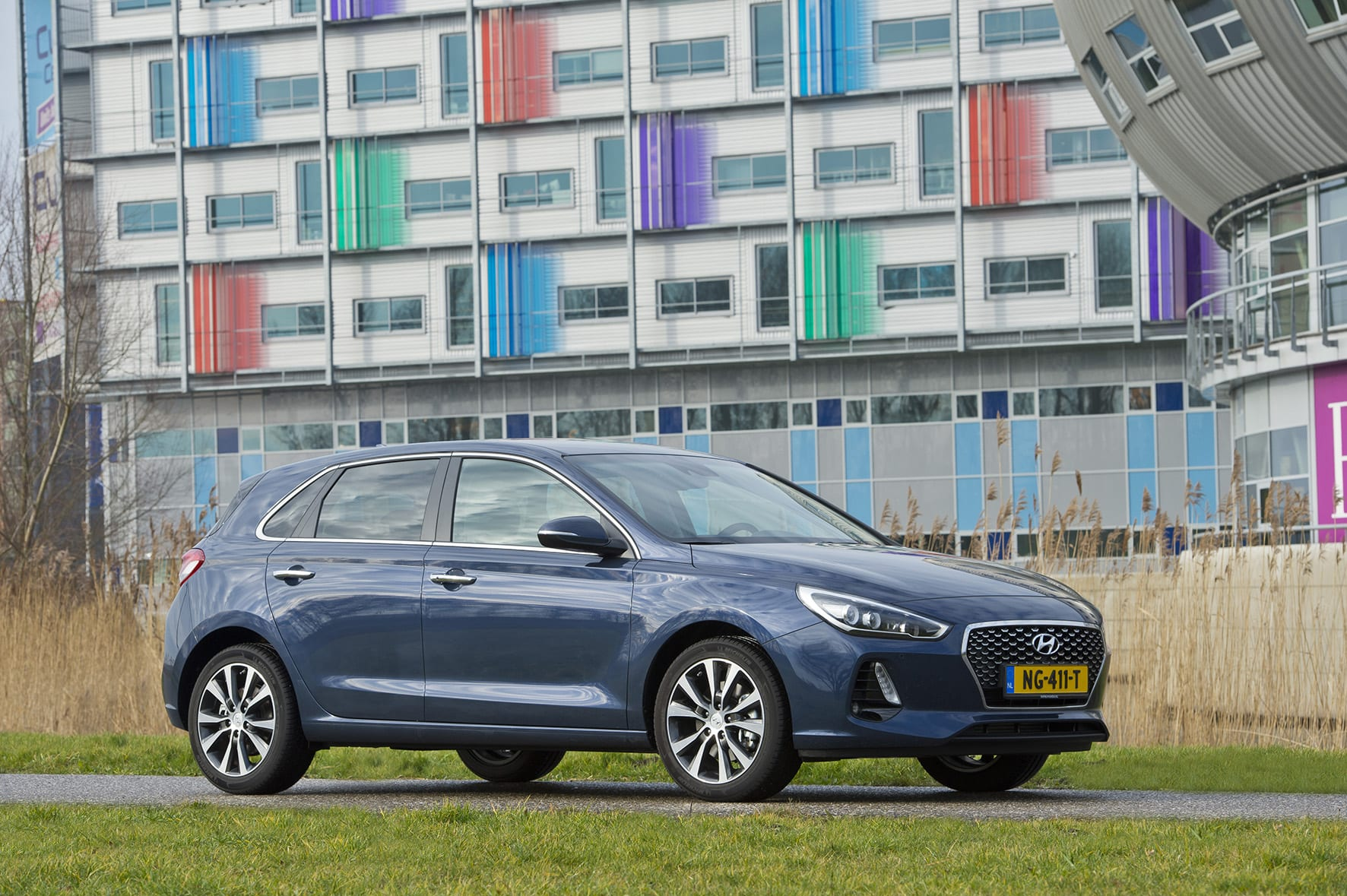 Hyundai i30 exterieur