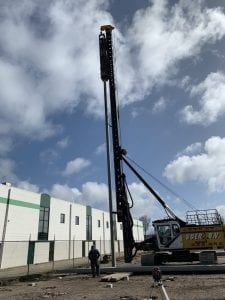 Zoetermeer verhuizing nieuwbouw 1ste paal