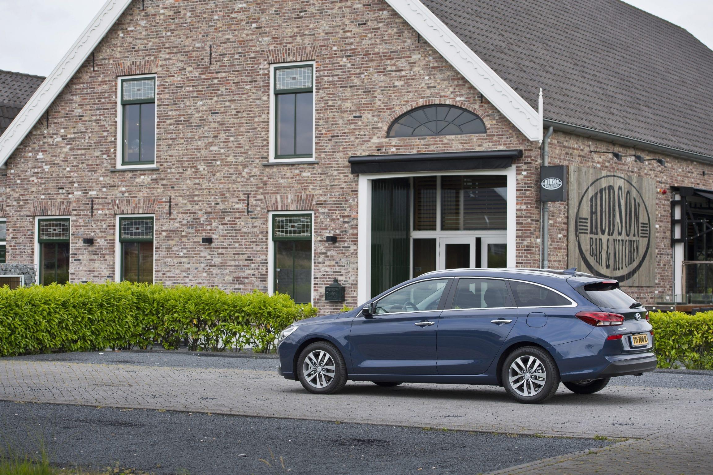 Hyundai i30 Wagon exterieur