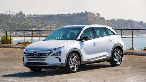 Afbeelding voor Hyundai koploper in verkoop elektrische auto's.