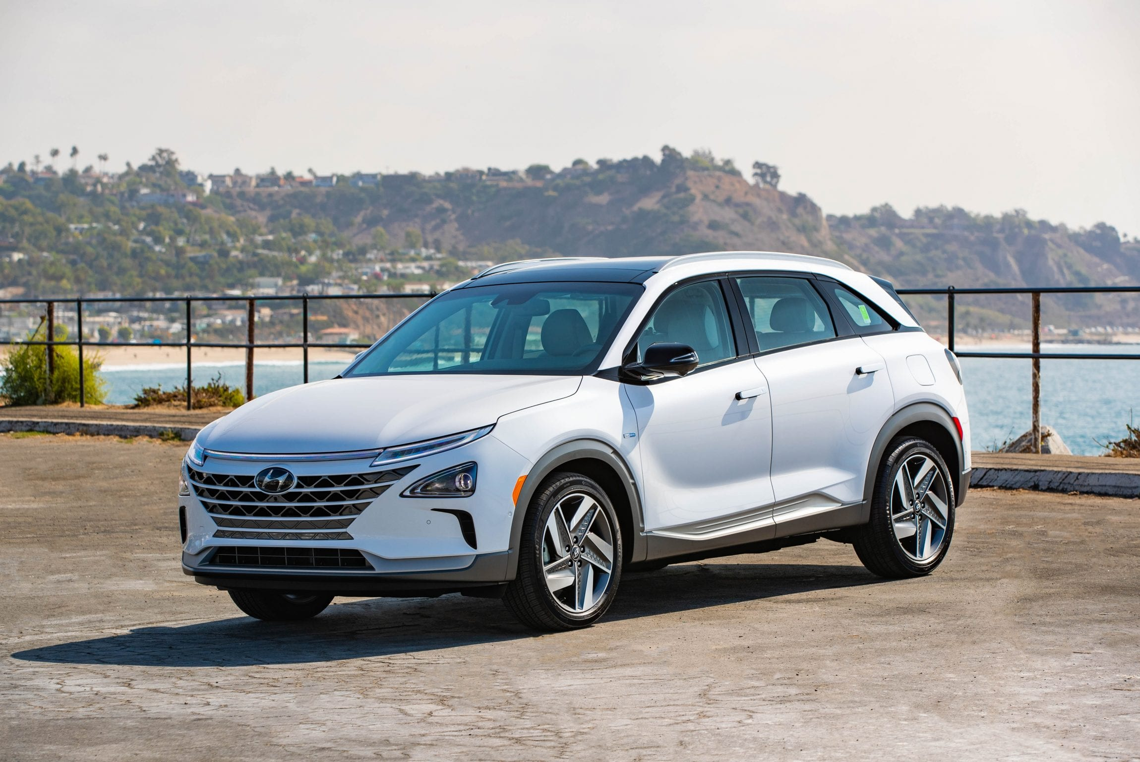 Hyundai NEXO Exterieur