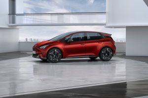 SEAT el-Born elektrisch EV