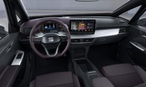 SEAT el-Born elektrisch EV interieur dashboard
