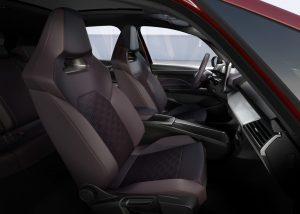 SEAT el-Born elektrisch EV interieur