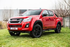isuzu fury limited edition d-max double cab