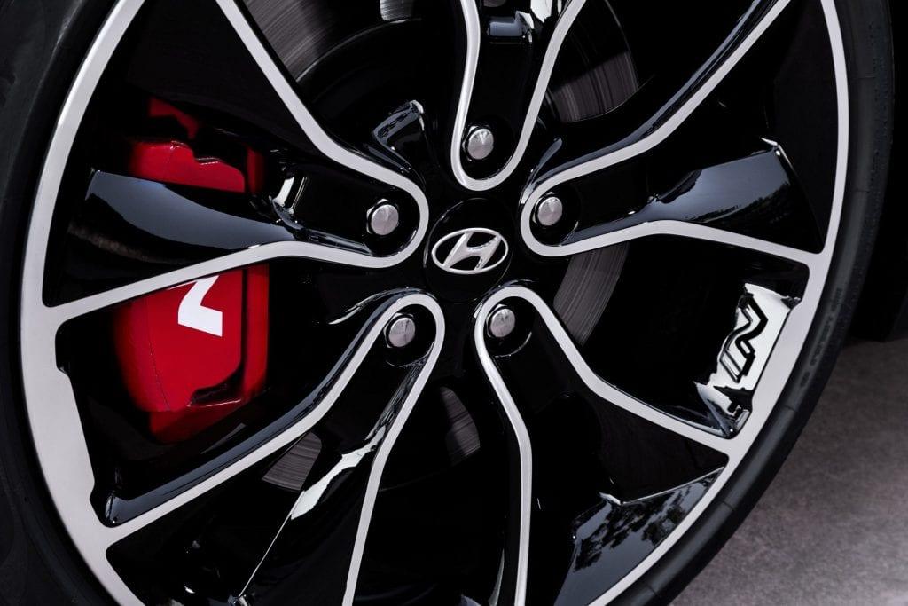 Hyundai N-Line velg