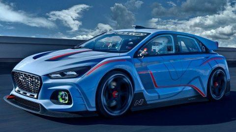 Afbeelding voor Hyundai en Rimac gaan elektrische sportauto's ontwikkelen