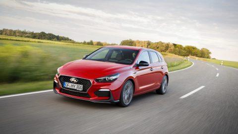 Afbeelding voor Nieuw: Hyundai i30 N en i30 Fastback N