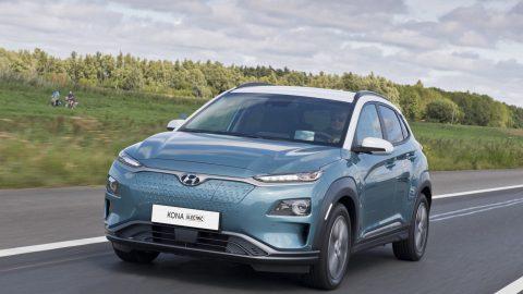 Afbeelding voor In 2020 komt Hyundai met de vernieuwde KONA Electric