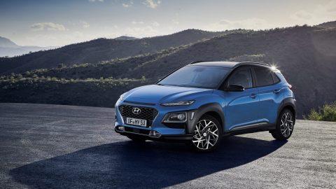 Afbeelding voor Hyundai breidt populaire KONA-familie uit met KONA Hybrid