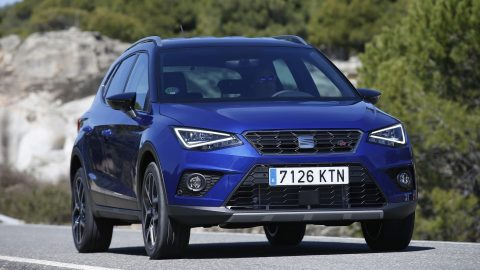 Afbeelding voor SEAT Arona is 'Lesauto van het Jaar 2020'