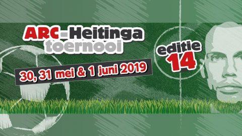 Afbeelding voor ARC-Heitinga toernooi