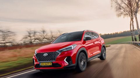 Afbeelding voor Nieuw: Hyundai Tucson N-line en 48V mild-hybrid