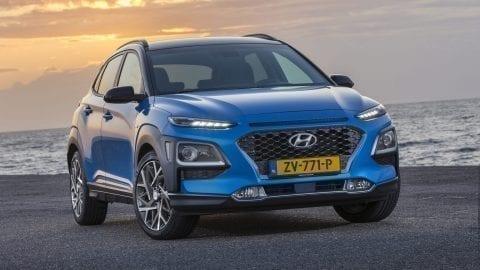 Afbeelding voor Scherpe vanafprijs voor nieuwe Hyundai KONA Hybrid