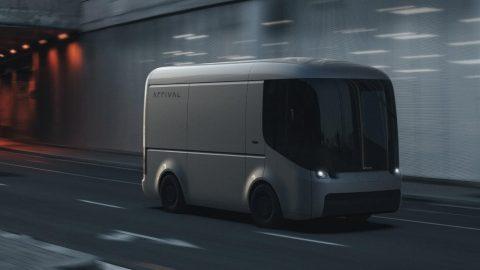 Afbeelding voor Hyundai kondigt elektrische bedrijfswagens aan