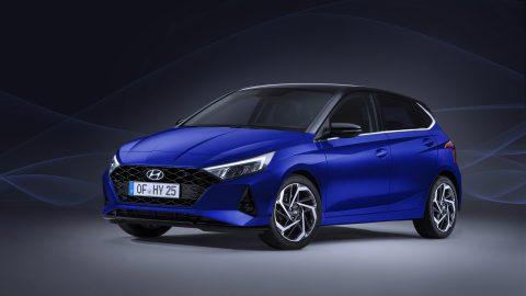Afbeelding voor Verleidend nieuw design Hyundai i20