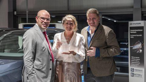 Afbeelding voor Excellent Dealer Award 2020!
