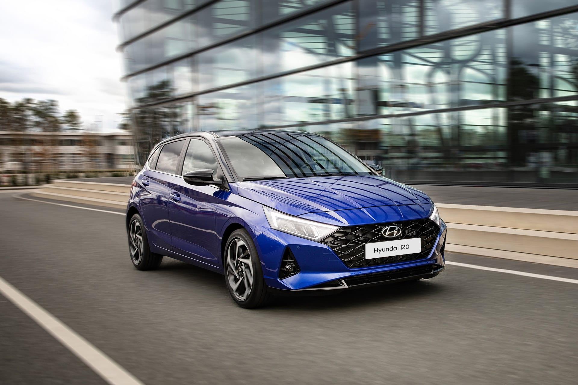 Nieuw! – Hyundai i20
