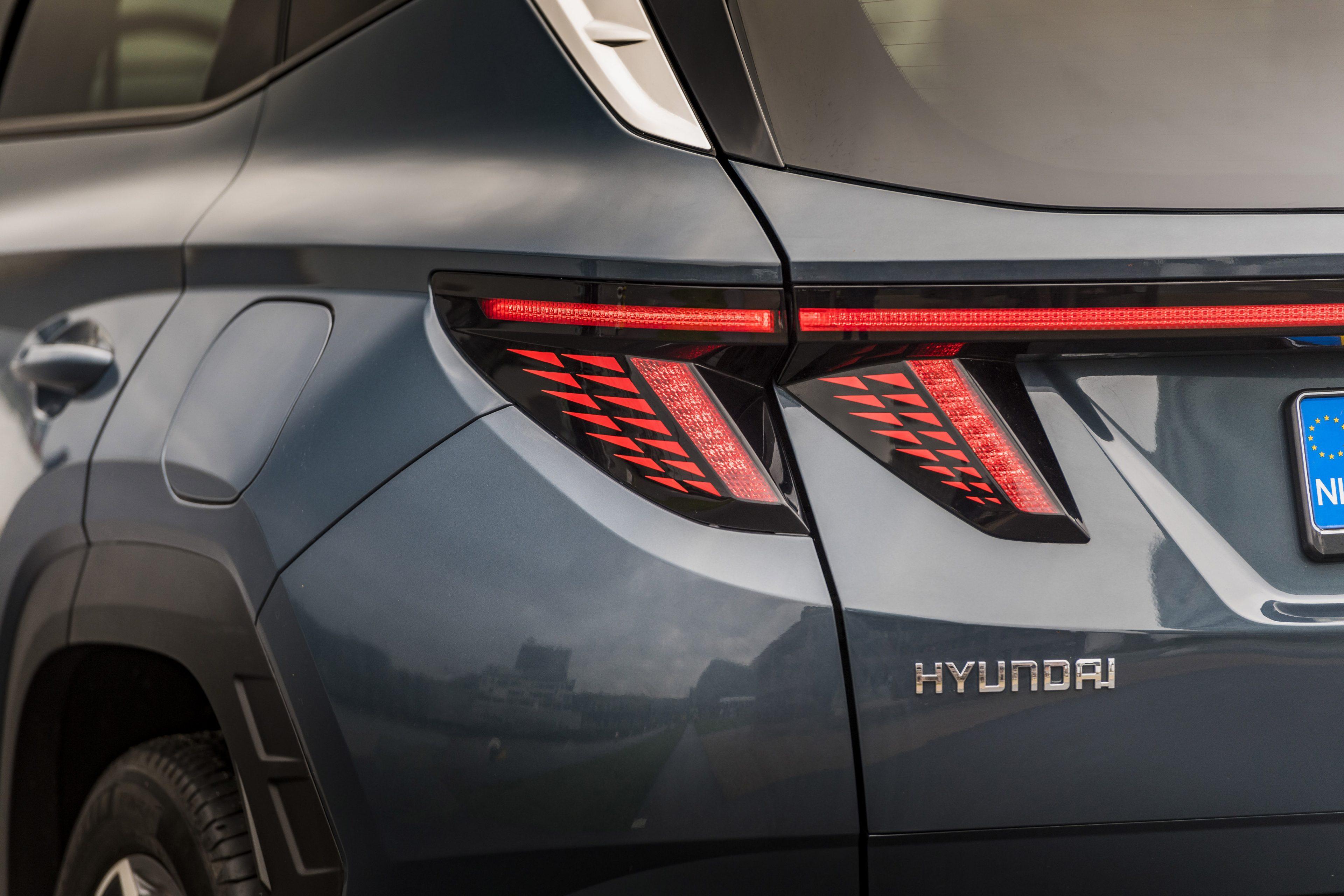 Tucson Hybrid