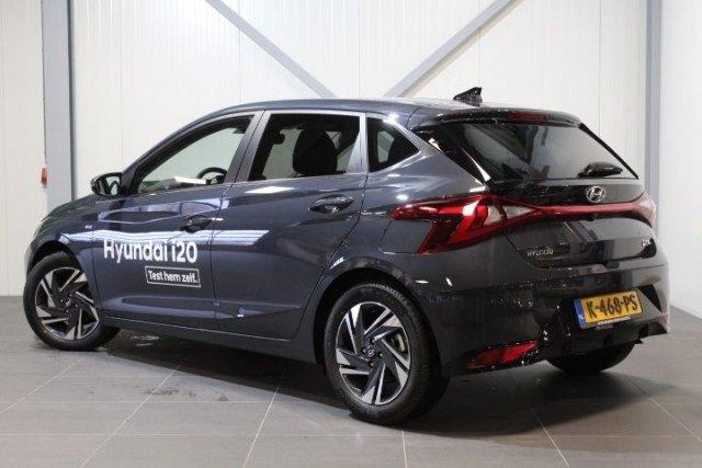 "Hyundai i20 1.0 T-GDI 48V Premium""Rijklaar""!"